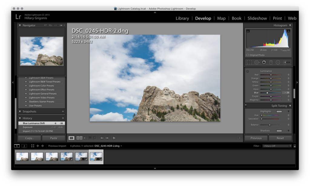 Adobe Lightroom HDR Photography Software Review