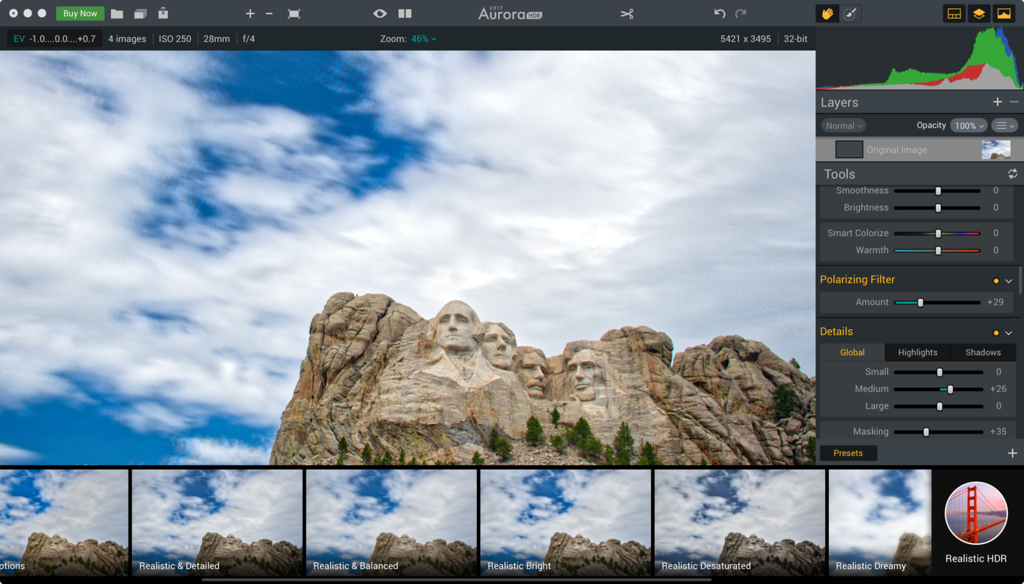 Aurora HDR Photography Software for Mac Review