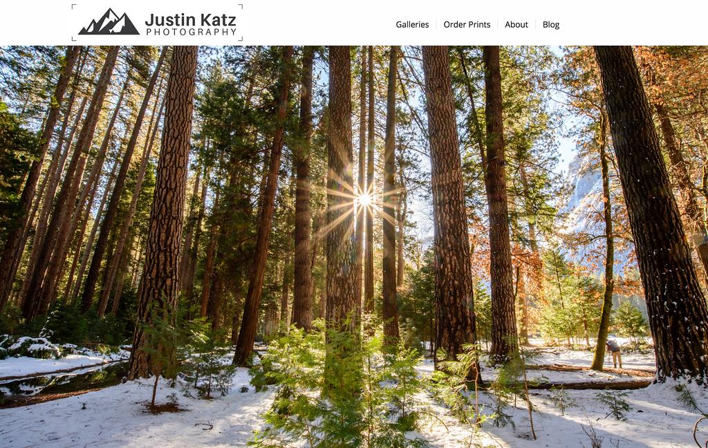 best websites for photographers review smugmug