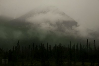Dreary Day in Jasper
