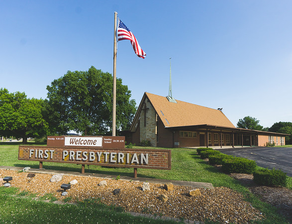 First Presbyterian Church in Effingham Illinois