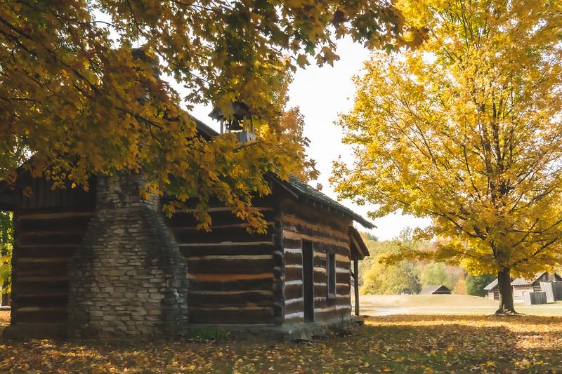 The Church Cabin