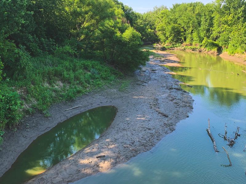 The Little Wabash River