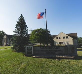 Centenary United Methodist Church in Effingham Illinois