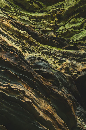 The Sandstone Cliff