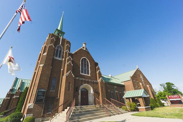 St. John's Lutheran Church in Effingham Illinois