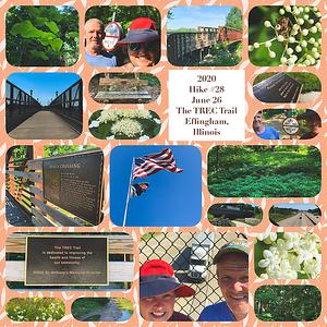 The TREC Trail ~ Hike #28 of 2020