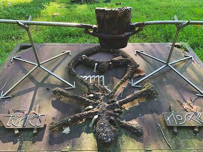 "#24 Andrew Marsh, Devil""s Night Iron Works, KY"