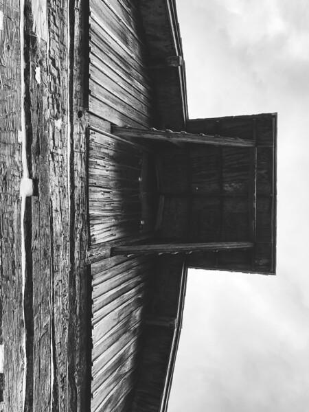 The loft of the barn