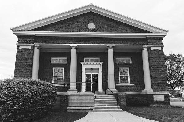 First Christian Church in Veedersburg Indiana