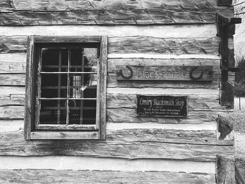 Conley Blacksmith Shop