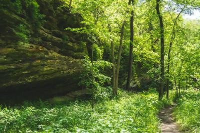 The Portland Arch Trail
