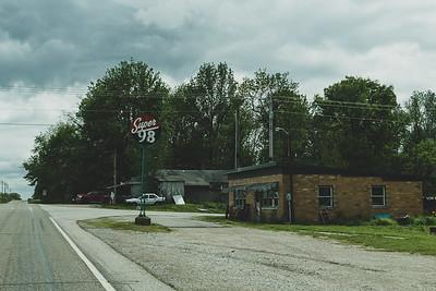 Fountain County Indiana Roadtrip Pic