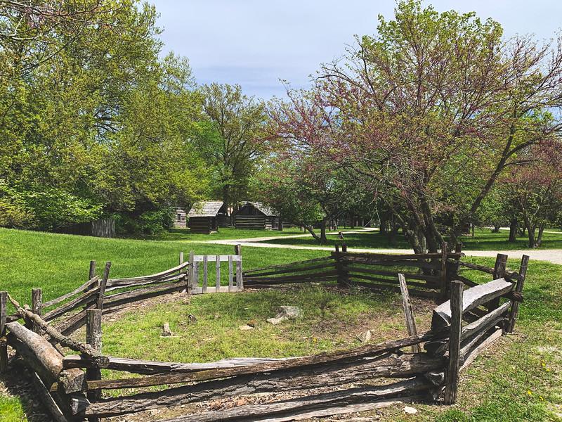 The Pioneer Village