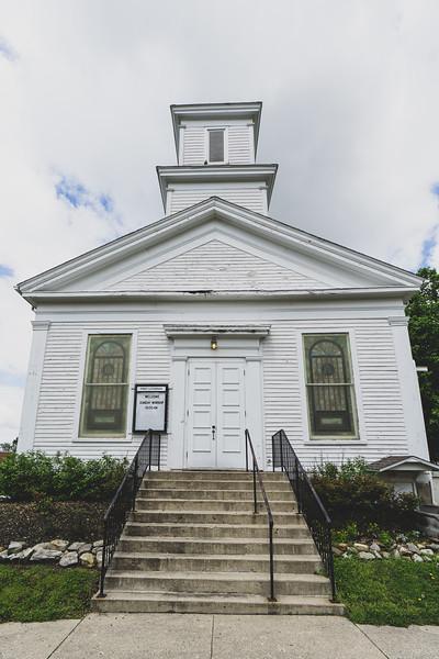 First Lutheran Church in Attica Indiana