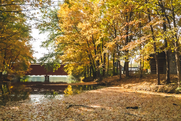 The Irishmen Bridge over Fowler Lake