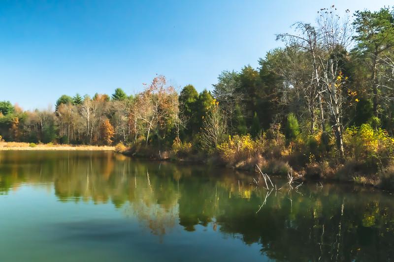 View of Weber Lake