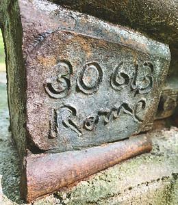 #73 Richard Rome, Baltimore 80: Solsberry 13, England