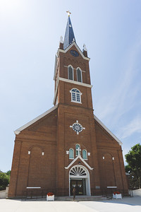 St. Francis Catholic Church in Teutopolis Illinois