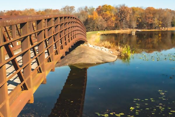 A Bridge along the Trail