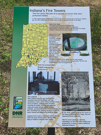 Fire Tower Information