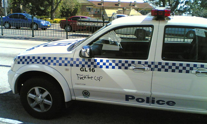 Spotted on Victoria Road, Gladesville