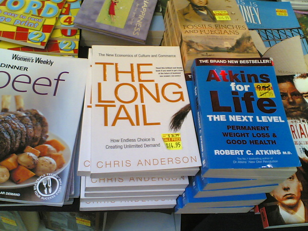 Long tail, not that long