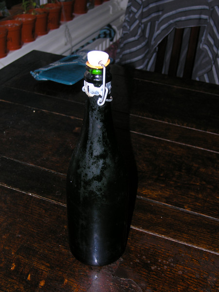 Flip Top Bottle 2