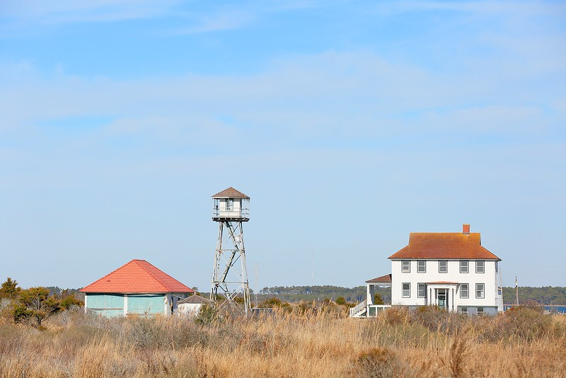 Assateague Beach Coast Guard Station