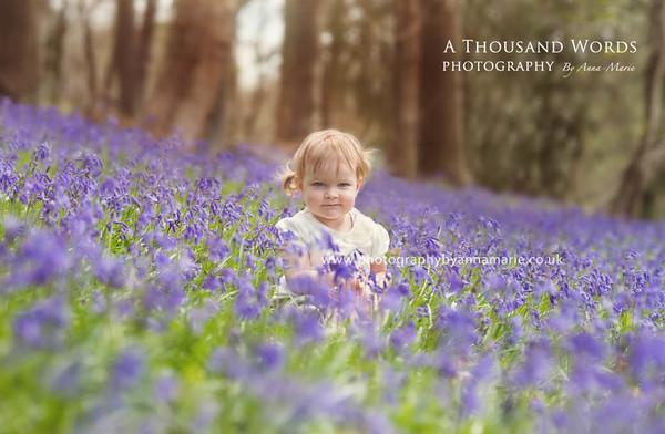 Bluebell Photo Shoots - Yate, Bristol