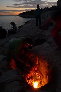 BBQ at the beach