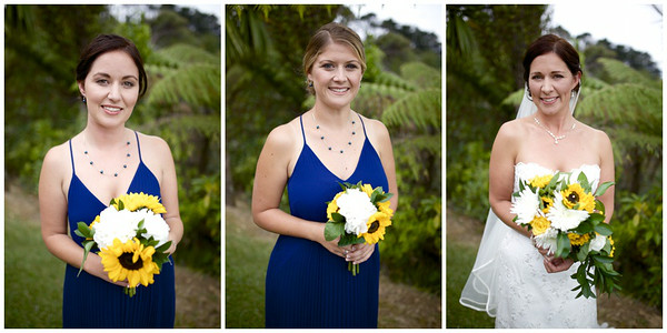 Cam and Emma, Cassels, Bethells Beach, West Auckland