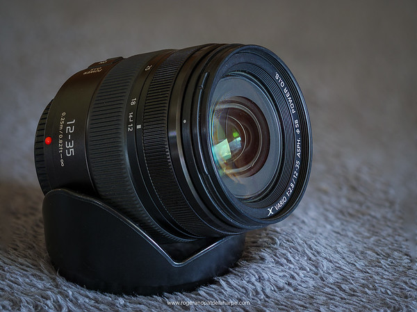 The Panasonic Lumix G X Vario 12-35mm f/2.8 MkII. So underated, they're probably our most used lens in our camara bags.