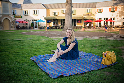 Camoro Beach Picnic Outdoor Blanket Mat