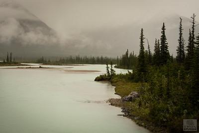 Gloomy Day in Jasper