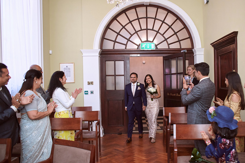 Marriage ceremony London 06 July 2019-  IMG_0517