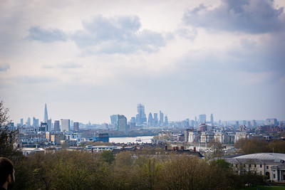 Arguably the best views over London