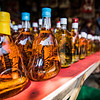 upon arrival in Laos, we were greeted with a free sample of snake whiskey
