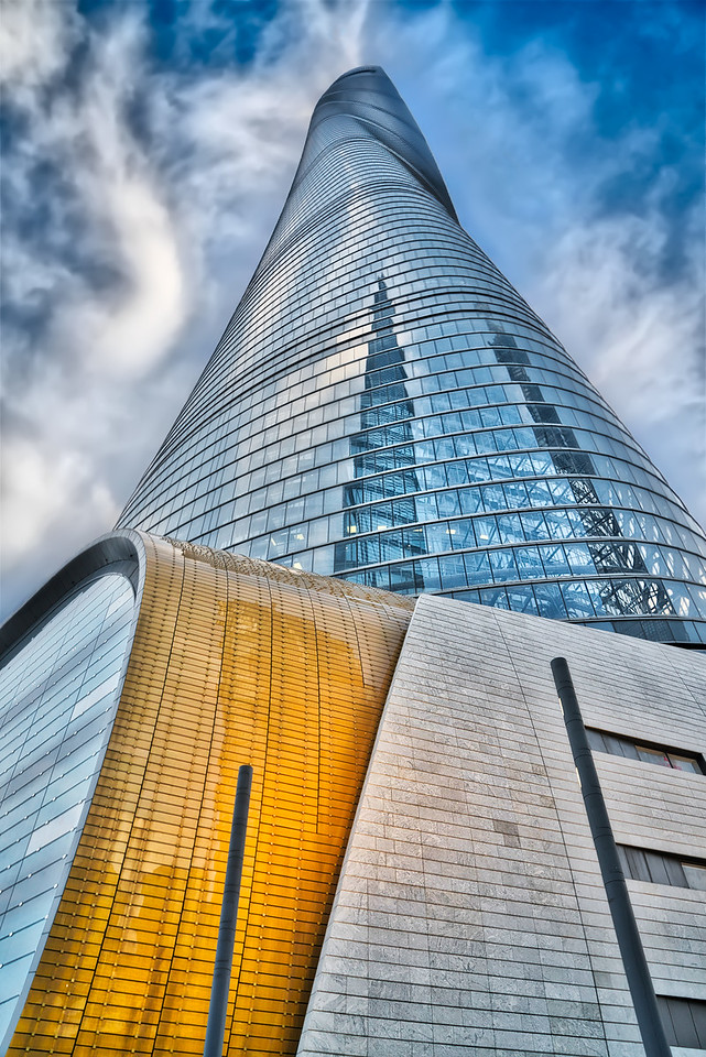 Shanghai Tower, China,City, travel, explore, photography