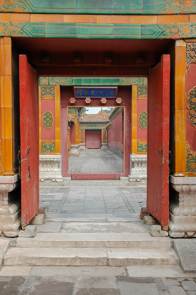 Matryoshka Door