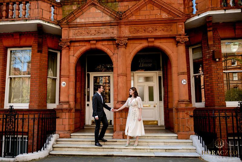 Civil partnership at the Kensington and Chelsea Register Office; Civil partnership; London Photographer;  (1)