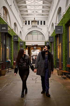 London Photo session at Covent Garden