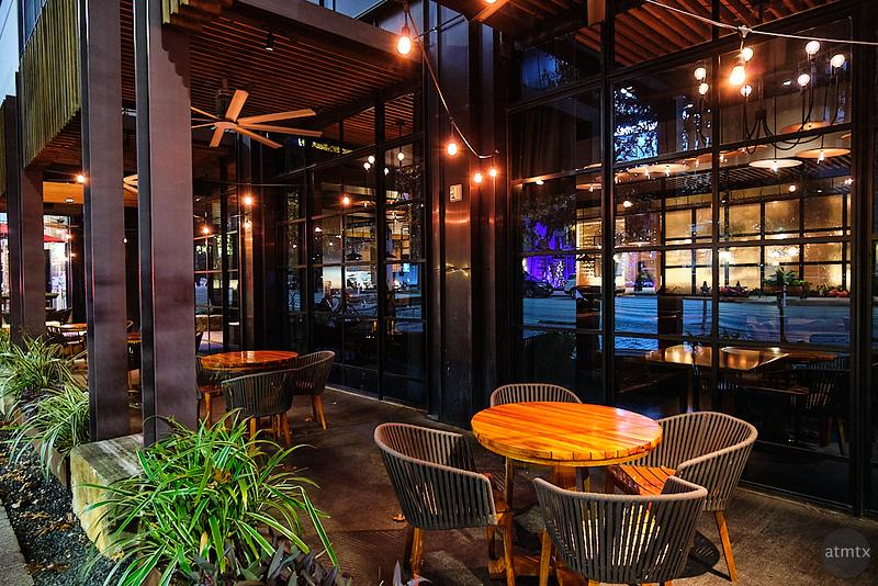 Corner Restaurant and Bar - Austin, Texas