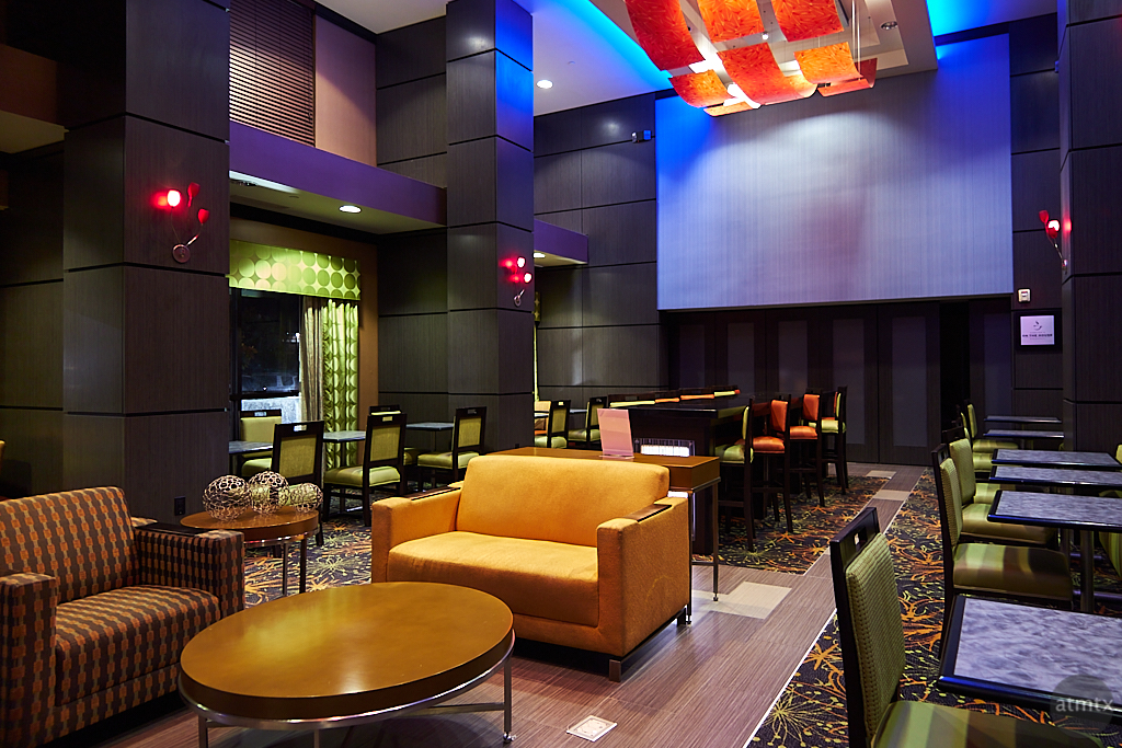 Hampton Inn Lobby - Tulsa, Oklahoma (Canon)