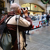 Photographer, Ferry Building - San Francisco, California