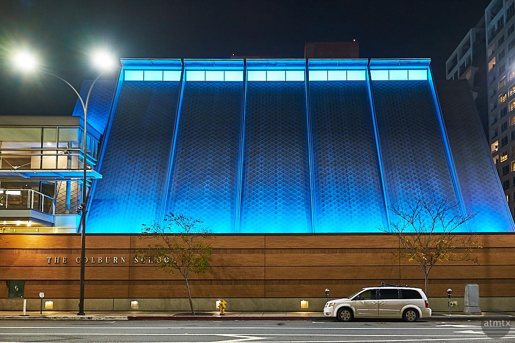 The Colburn School - Los Angeles, California