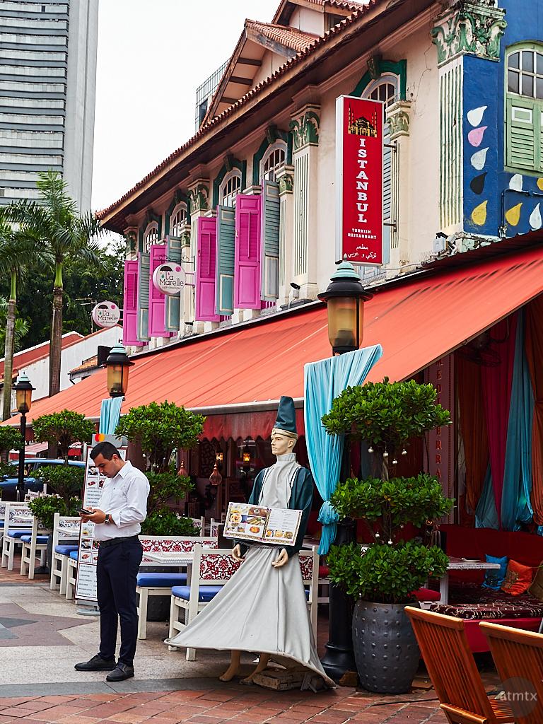 Istanbul Restaurant - Singapore