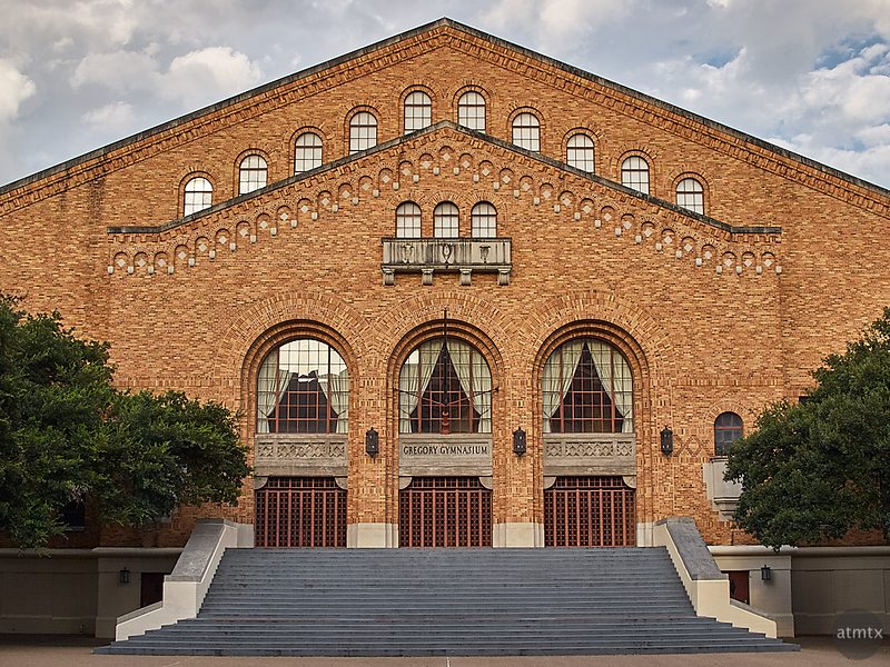 Gregory Gymnasium, University of Texas - Austin, Texas