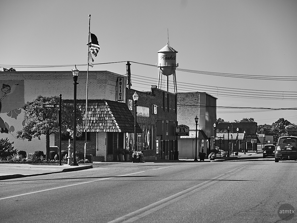 Downtown - Haskell, Oklahoma