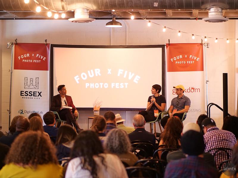 4x5 Fest Lecture - San Antonio, Texas